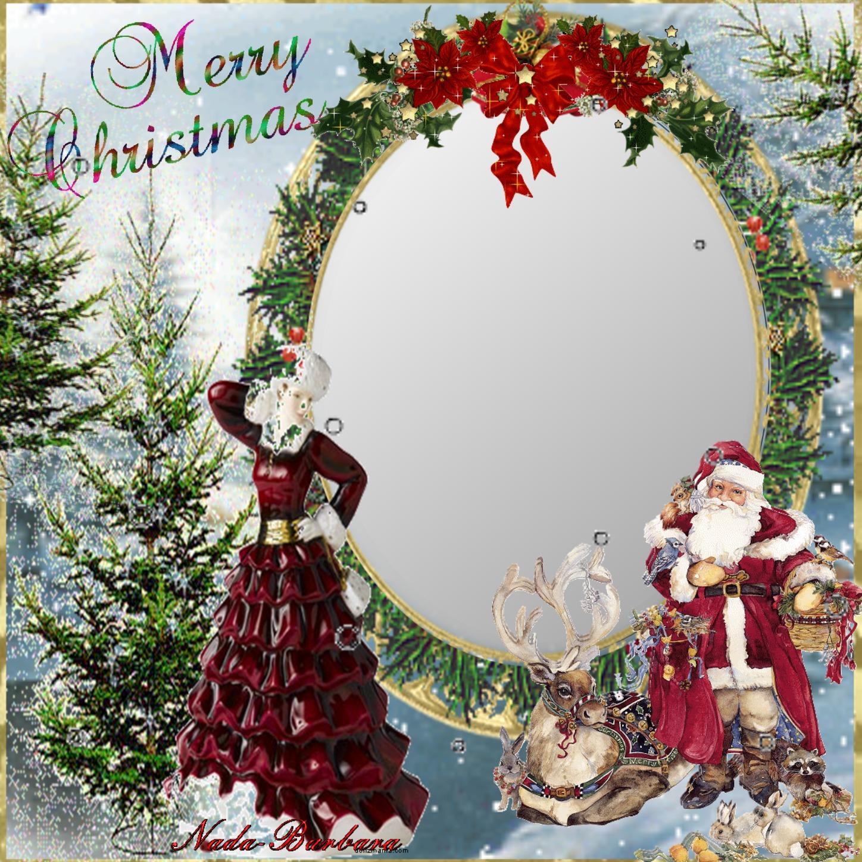 imikimi merry christmas frames | Allframes5.org