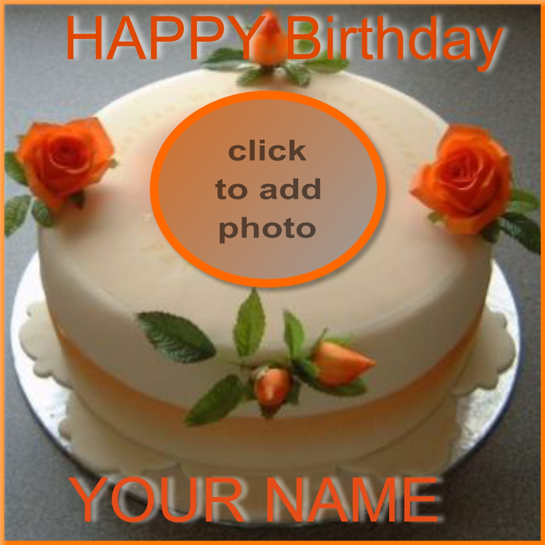 Imikimi Happy Birthday Frames With Cakes Damnxgood
