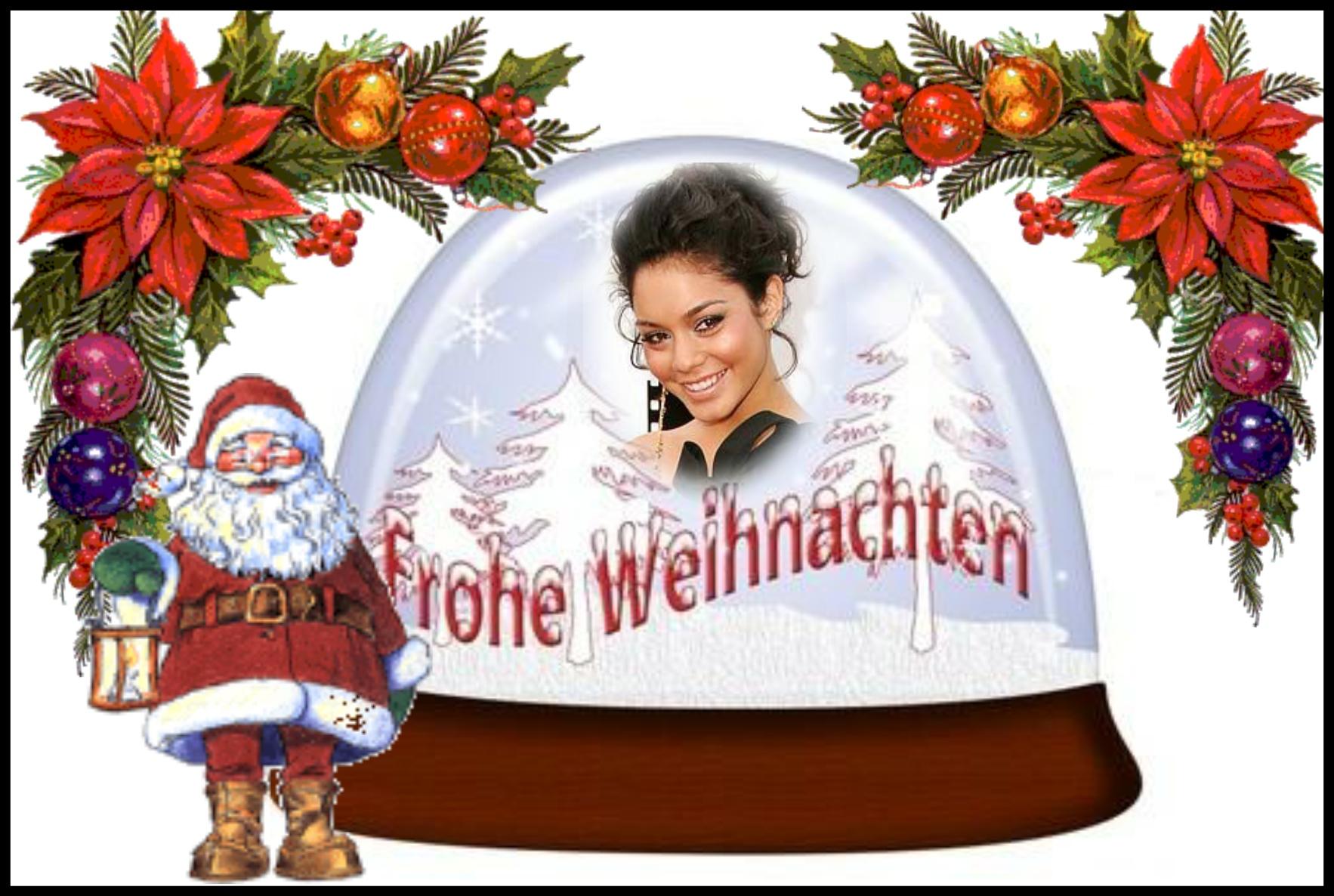 Imikimi Zo - Germany Frames - 2009 October - Frohe Weihnachten ...