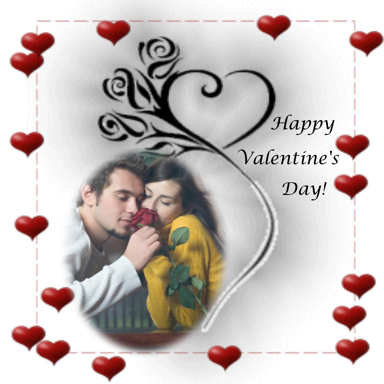 Imikimi Zo - Valentine\'s Day Frames - Valentine\'s Floating Heart ...