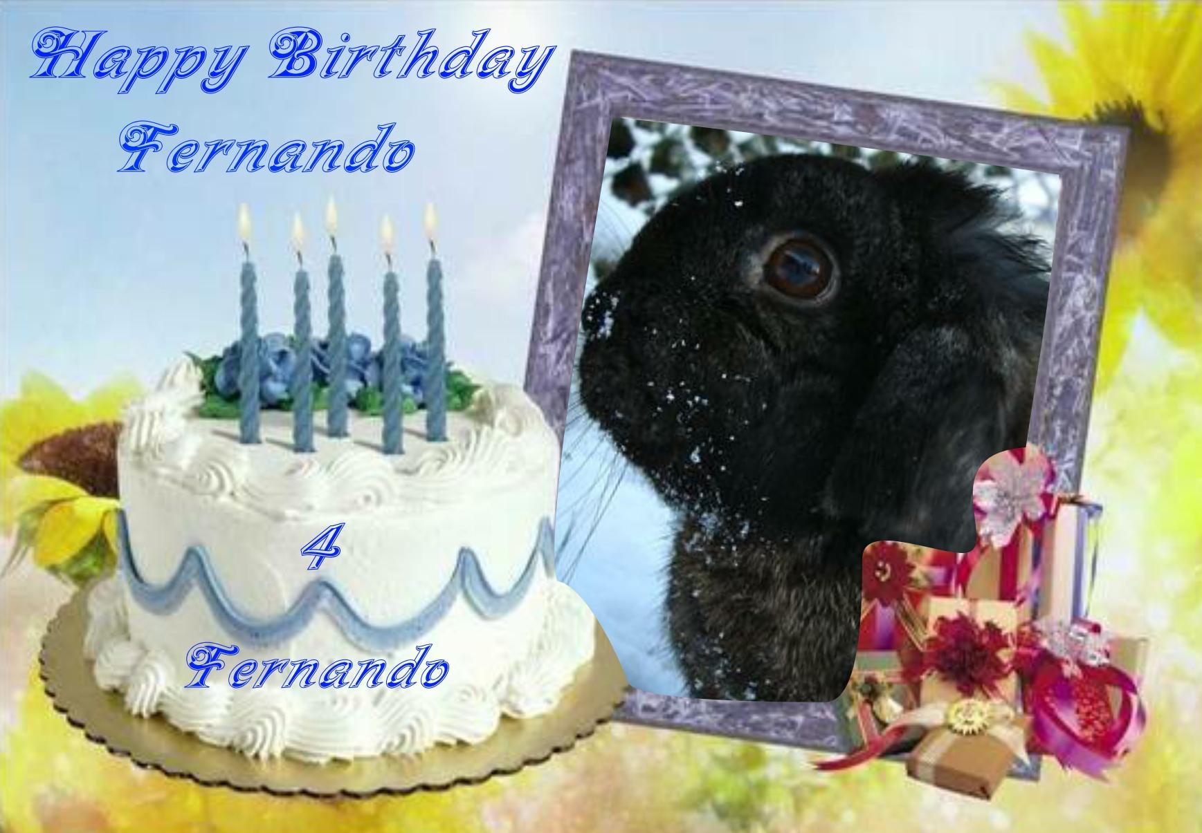 Imikimi Zo Birthdays Fernando Birthday Cake Bojamiedoug