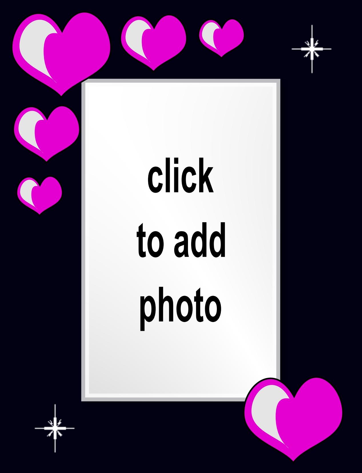 Imikimi Zo - I Love You Frames - Plain and simple single frame ...