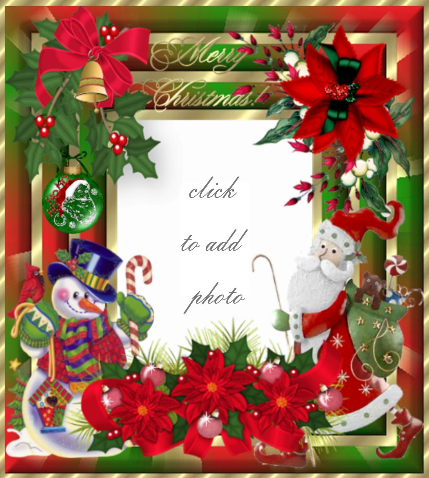 Imikimi Zo - Christma Frames - #Christmas Frame #BrezzzN - brezzz_n