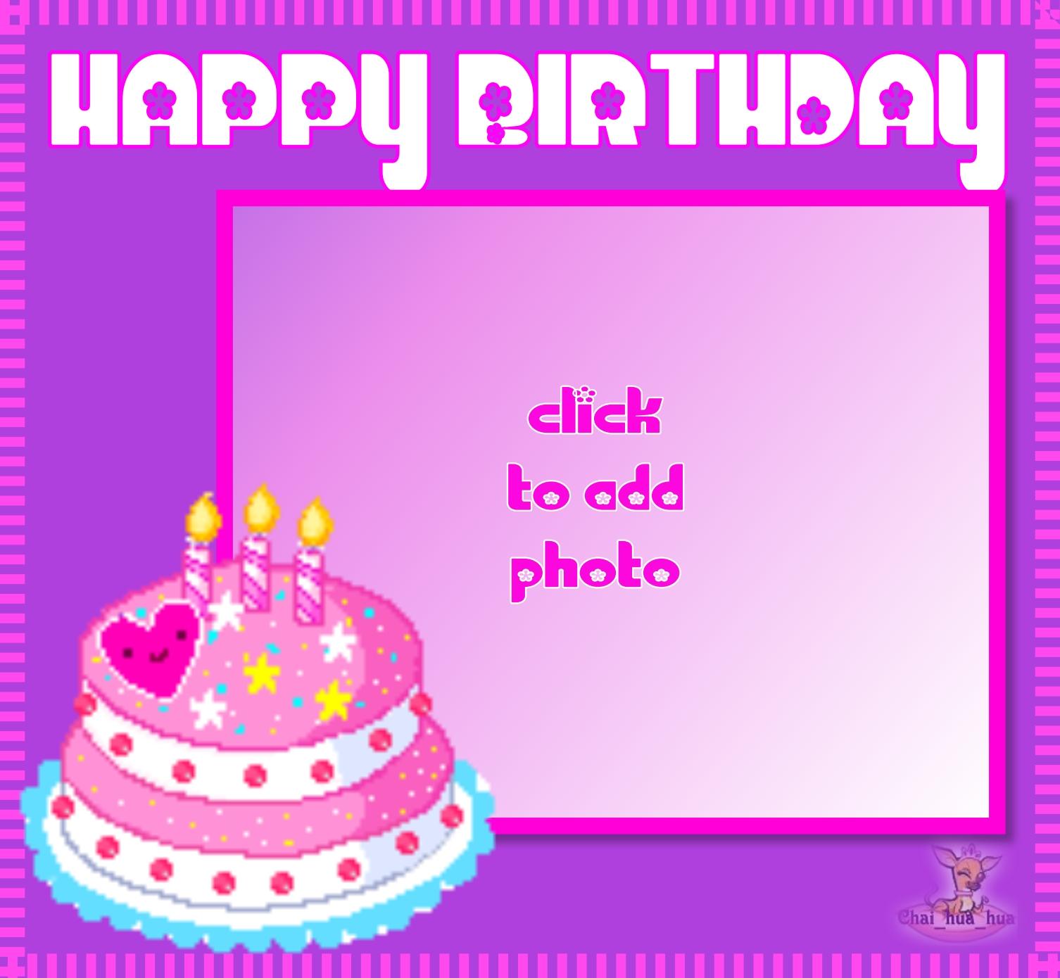Birthday Husband Imikimi Photo Frame.Imikimi Zo Birthday Frames Happy Birthday Cake Photo Frame Happy