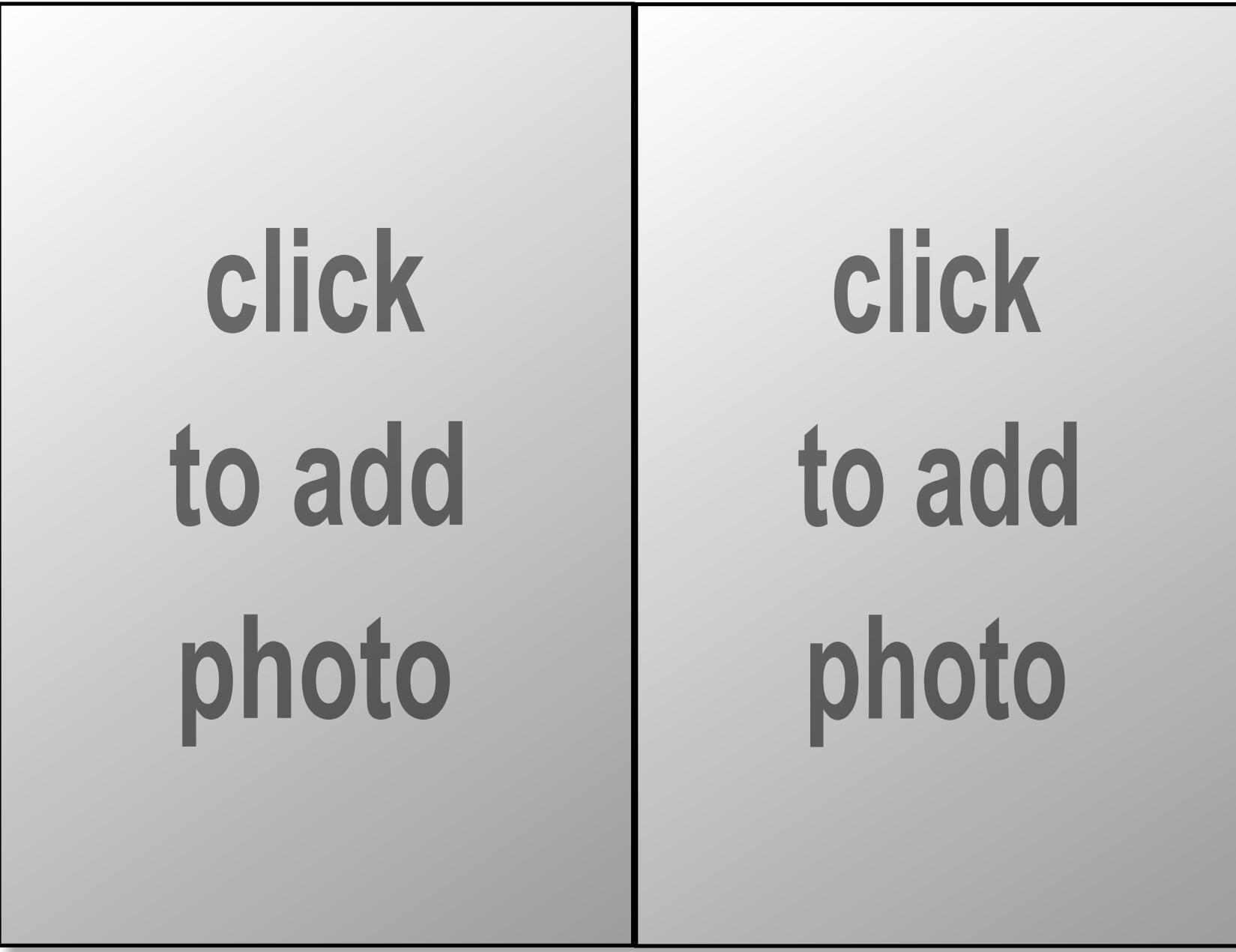 2 Photo Frames Imikimi - Picture Frame Ideas