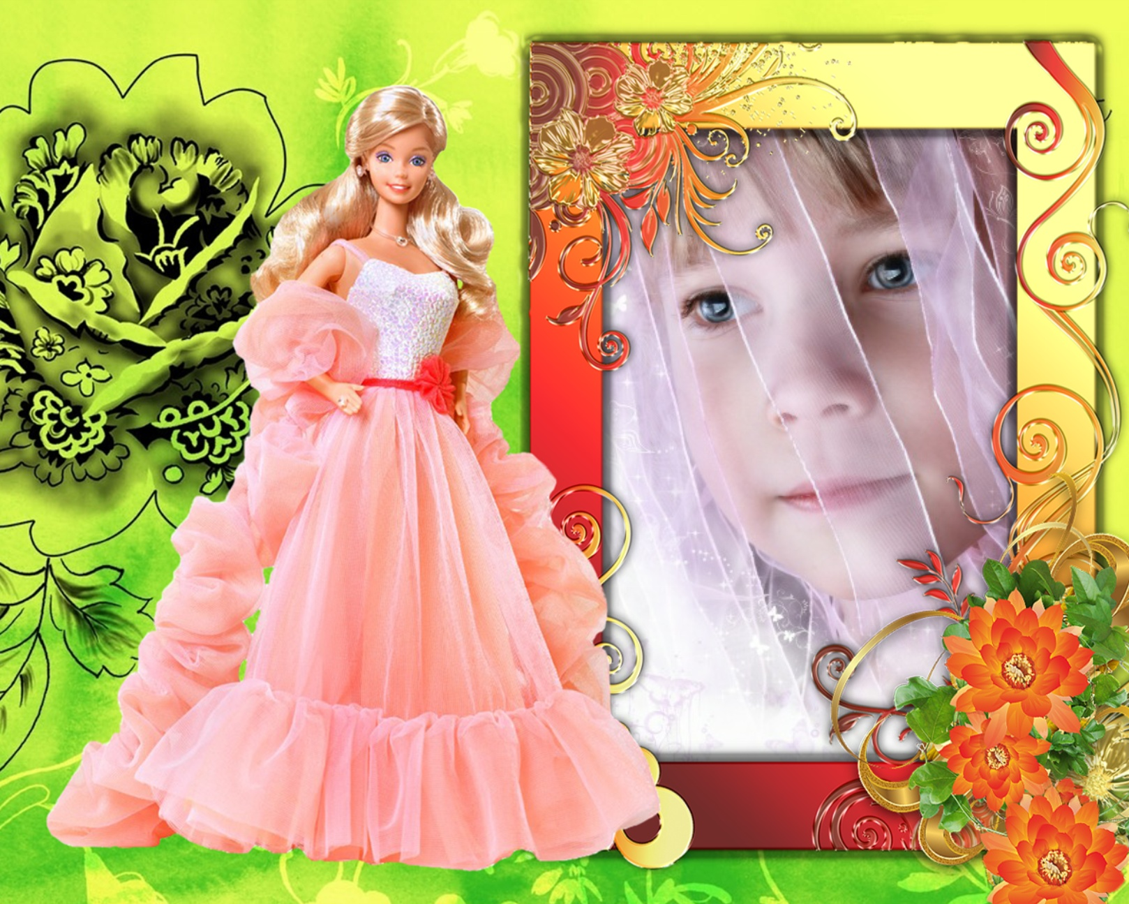 Imikimi Zo - Picture Frames - Barbie Frame , Rahmen #Hotlocky ...