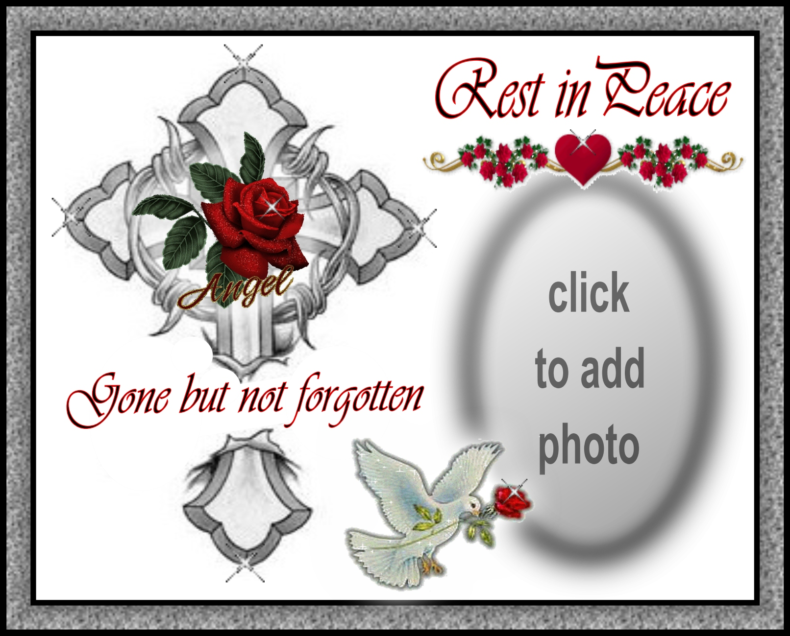 Rest In Peace Picture Frames Picture Frame Ideas