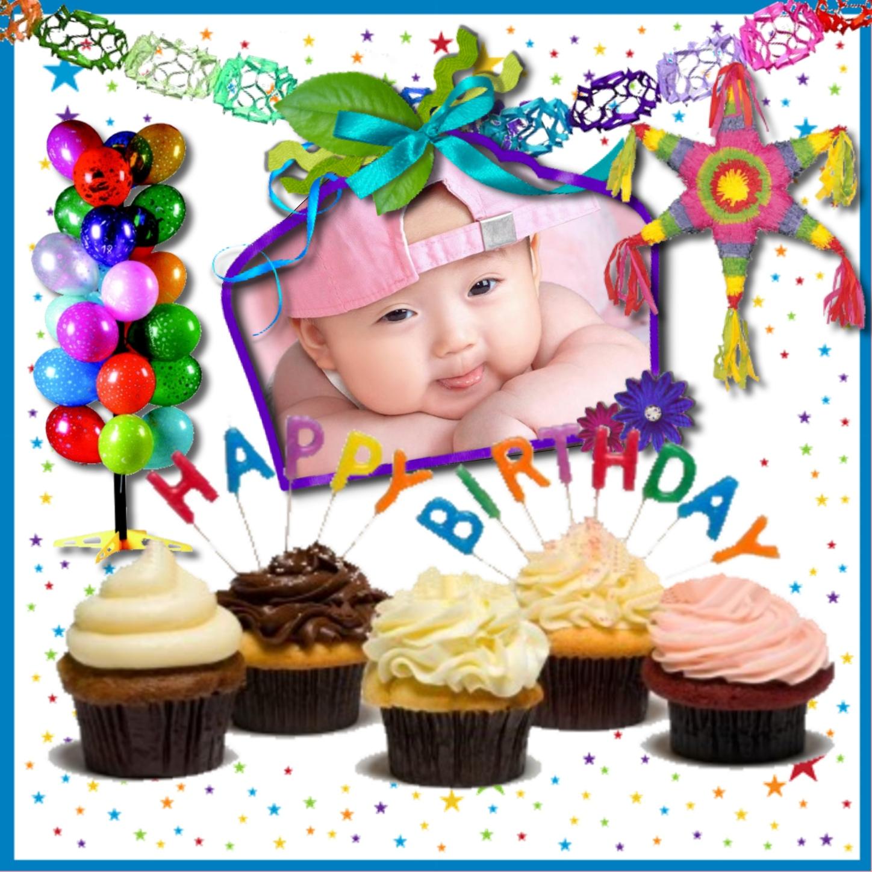 Imikimi Zo - Birthday Frames - Feliz cumpleaños #Marycarmenkim ...