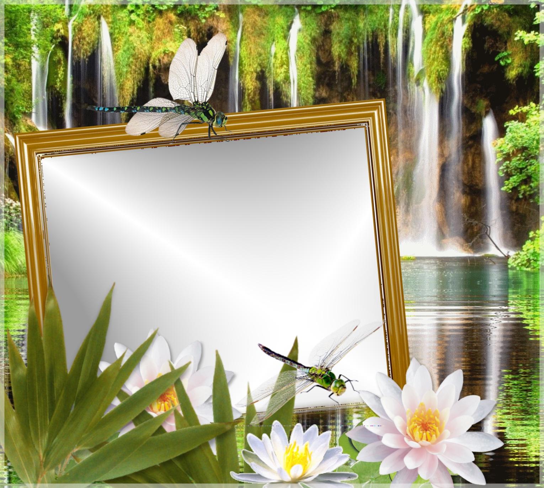 Imikimi Zo - Arkansa Frames - animated nature dream nature waterfall ...