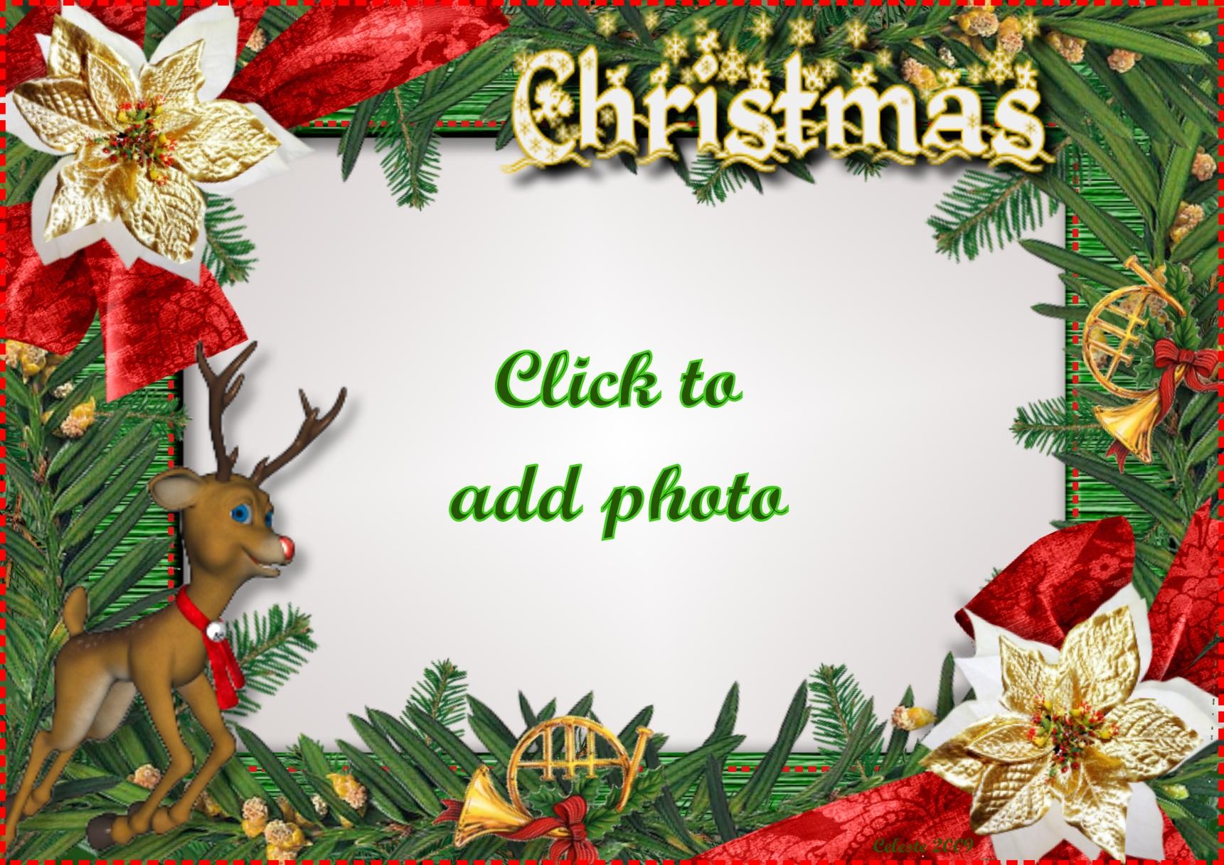 Imikimi Zo - Christma Frames - 2009 - Cielo-#Christmas Card Frame ...